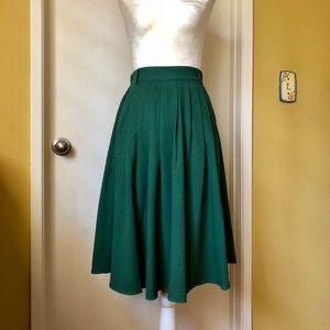 "ModCloth ""Breathtaking Tiger Lilies"" Skirt"